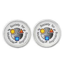 SMI logo cufflinks