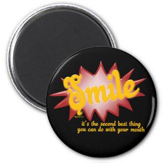 Smile 2nd Best Magnet