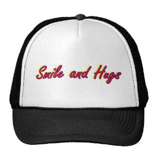 Smile and Hugs Hat