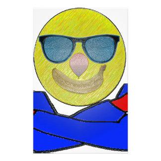 Smile and Hugs Customized Stationery