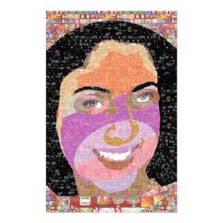 Smile and Kill :    Princess SONA Roopa Customised Stationery