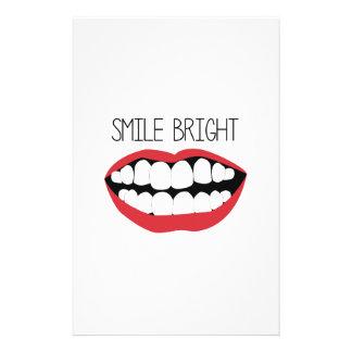 Smile Bright Stationery