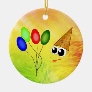 Smile Christmas Ornament