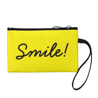 Smile! Coin Purse
