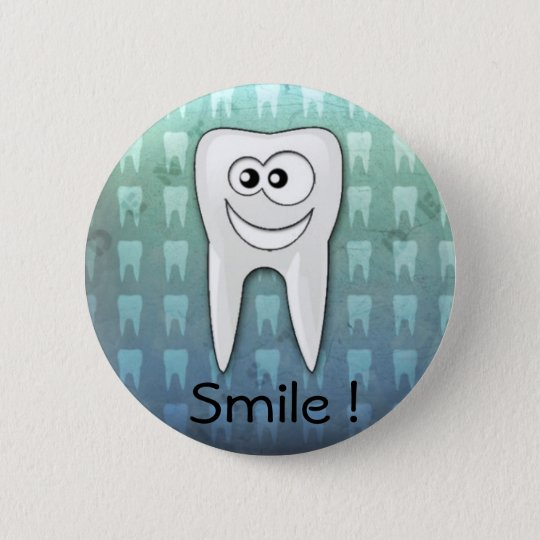 Smile cool dental hygienist pin