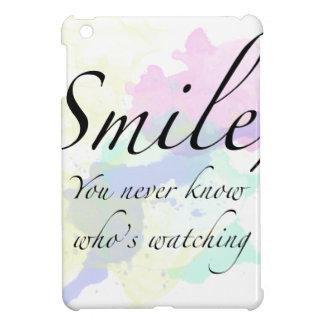 smile cover for the iPad mini