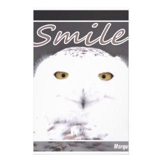 Smile Customised Stationery