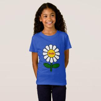 Smile Daisy Girl's shirt