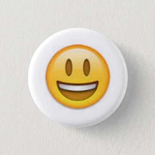 Smile Face Emoji Pin