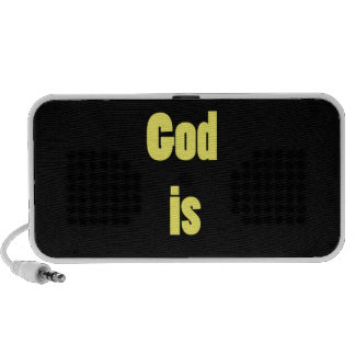 Smile God is Here PC Speakers