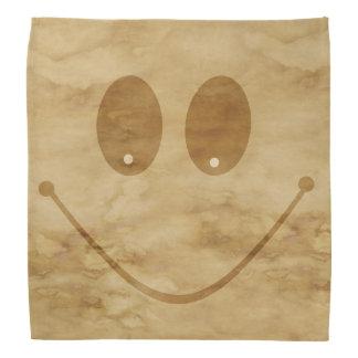 Smile havana background bandana