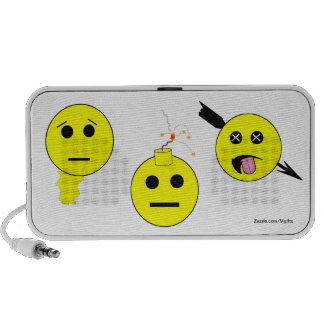 Smile... If you can... Speakers
