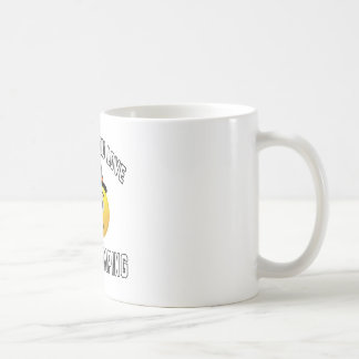 Smile if you love Base Jumping. Basic White Mug