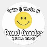 Smile If You're a Proud Grandpa (Like Me)