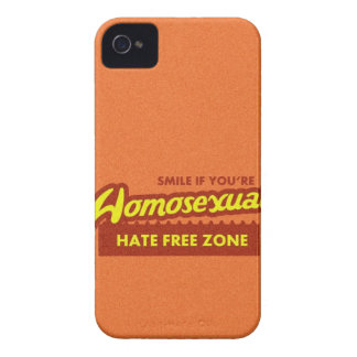 Smile if you're homosexual-iphone4 iPhone 4 cases