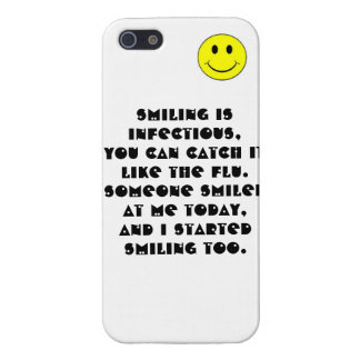 Smile iPhone 5 Case