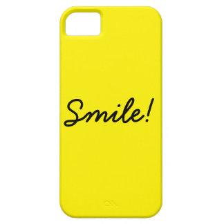 Smile! iPhone 5 Cases