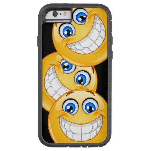 SMILE iPhone 6 case - SRF