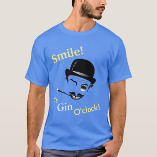 Smile! It's Gin o'clock! T-Shirt
