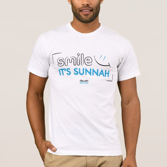 Smile :) It's Sunnah T-Shirt