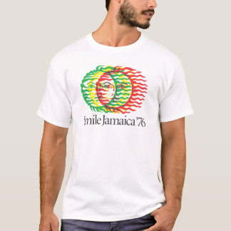 Smile Jamaica 1976 T-Shirt
