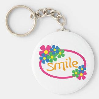 Smile Key Chain