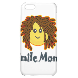 Smile Mon Rasta Smiley Face Nuts Bolts Case For iPhone 5C