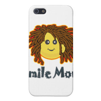 Smile Mon Rasta Smiley Face Nuts Bolts iPhone 5 Covers