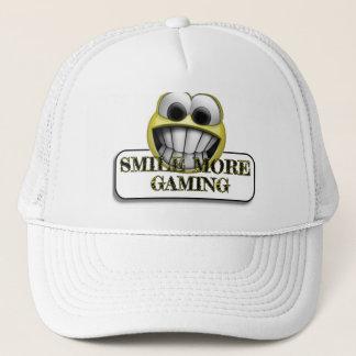 smile more gaming hat