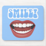 SMILE MOUSEMAT