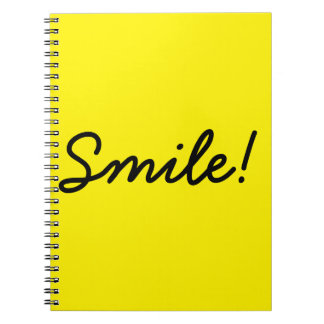 Smile! Notebooks