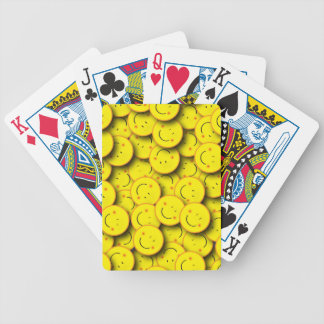 Smile of Smiles Bicycle Playing Cards