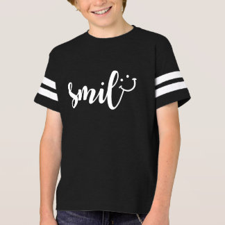 Smile Panda Kids' Football Shirt