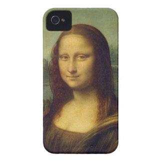 smile peace joy Mona Lisa Leonardo da_Vinci Case-Mate iPhone 4 Cases