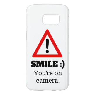 Smile :) Phone Case