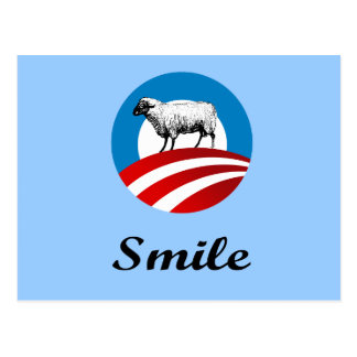 Smile Post Card