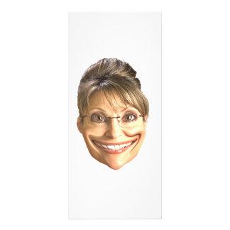 Smile Sarah Rack Card Template