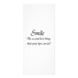 Smile... (St.K) Custom Rack Cards
