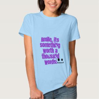 Smile T Shirt