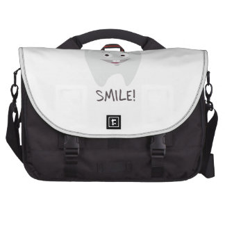 Smile Tooth Commuter Bag
