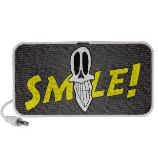 Smile! Travelling Speaker
