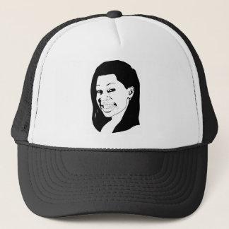 Smile Trucker Hat