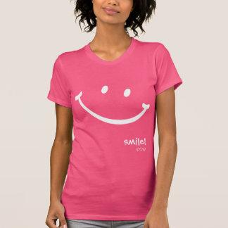 smile! tee shirts