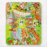 Smiles-7 Mousepads