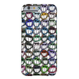 Smiles Barely There iPhone 6 Case