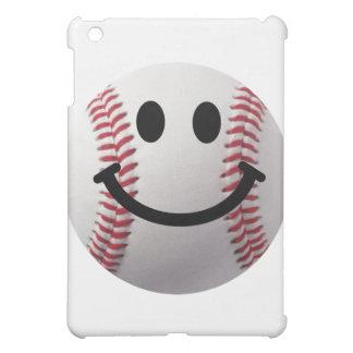 smiley baseball case for the iPad mini
