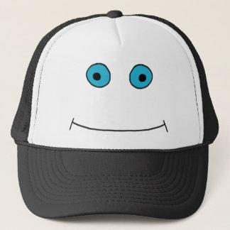 Smiley cap