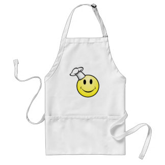 Smiley Chef Apron