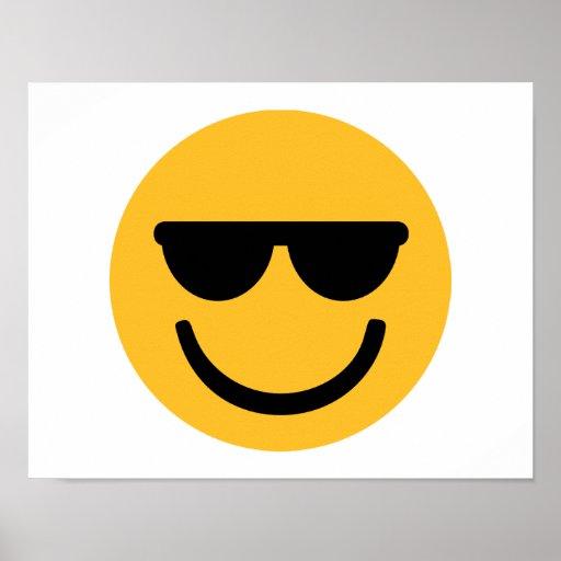 smiley_cool_sunglasses_poster-r3eb7fa297a2f4f26bee4f1dc7ff7f16d_wvt ...