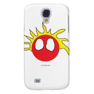 Smiley Cover Galaxy S4 Case